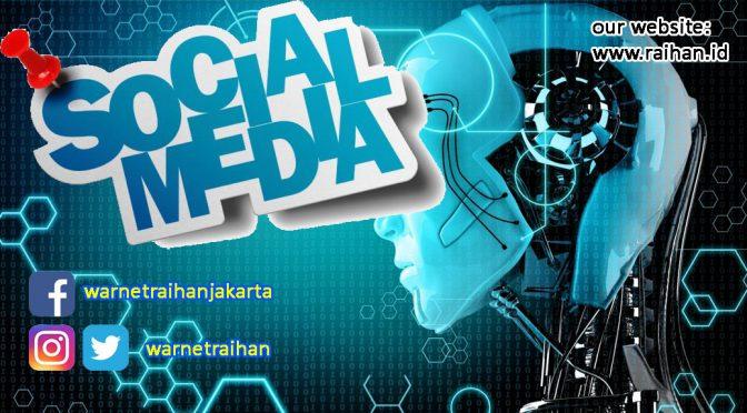 Ikuti Media Sosial Kami