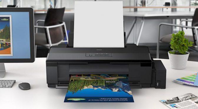 Warnet Raihan Menyediakan Printer Hingga Ukuran A3